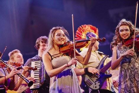 The Conservatoire Folk Ensemble