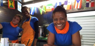 63 Islands - Caribbean street food trader