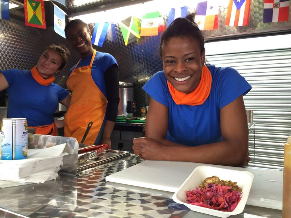 63 Islands - Caribbean street food trader