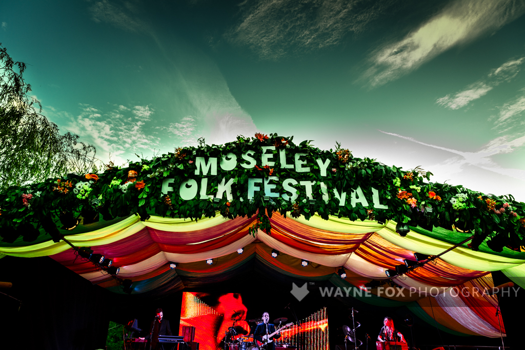 Live Review: Moseley Folk Festival Day 1, Moseley Park, 04/09/15