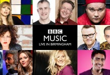 BBC Music Live in Birmingham mosaic