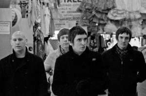 Birmingham band Black Market Empire