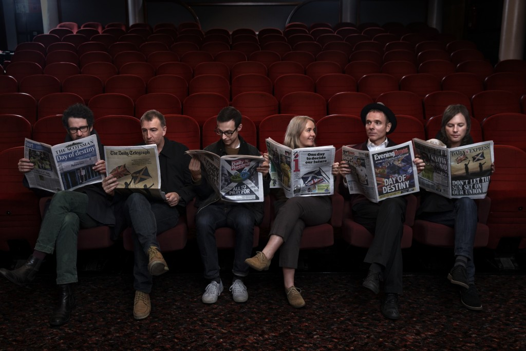 Live Review: Belle & Sebastian, Symphony Hall – 10/05/15