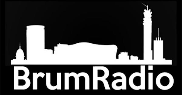 Brum Radio logo