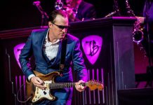 Joe Bonamassa by Laurence Harvey