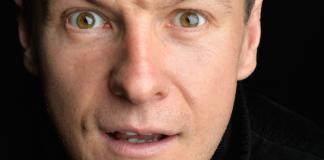 Aussie comedian Mickey DBrum-based