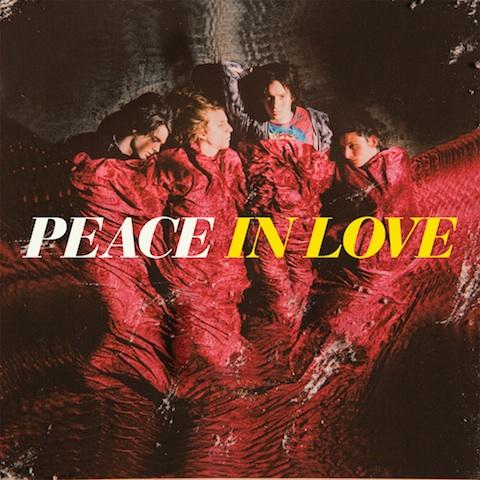 Peace - In Love album artwork