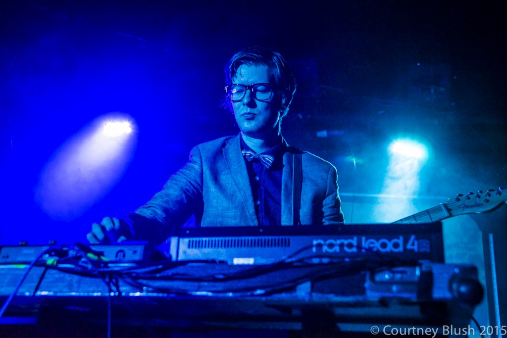 Public Service Broadcasting + The Smoke Fairies, The Institute, 06/05/15