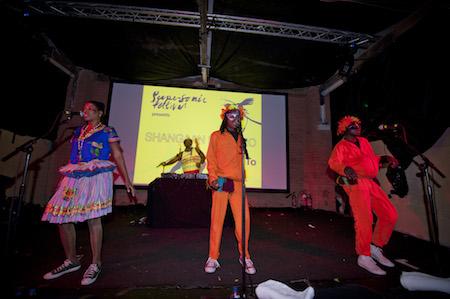 Shangaan Electro, Bring to Light, Birmingham