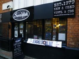 Swordfish Records Birmingham - Record Store Day