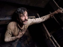 Daniel Day-Lewis in There Will be Blood: Live