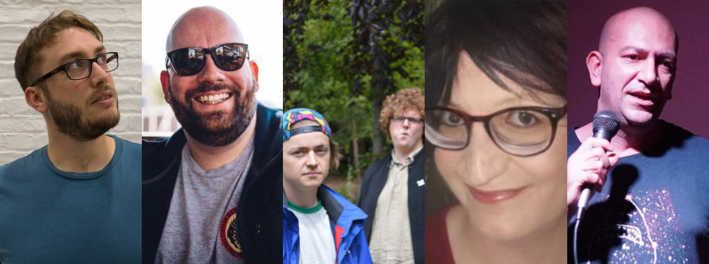 EG Birmingham Comedy Festival Breaking Talent Award 2018 shortlist