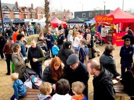 BrumYumYum at Kings Heath Winter Fest