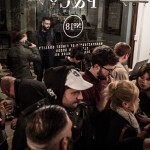 P & Co clothing store Birmingham - launch party
