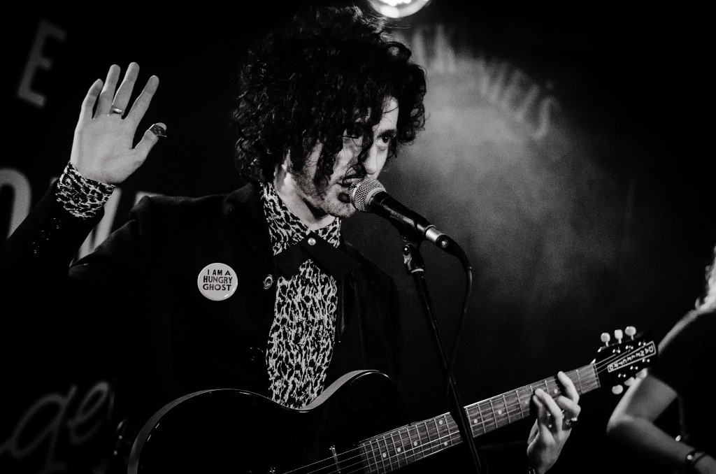 Live Review: The Hungry Ghosts + James Brough + Al Lover, Sunflower Lounge, 21/7/2015