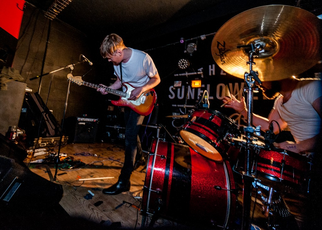 Live Review: The Mighty Young + King Nun + Bad Girlfriend + The Hungry Ghosts, Sunflower Lounge, 19/08/15