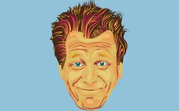 Comedian Tony Law