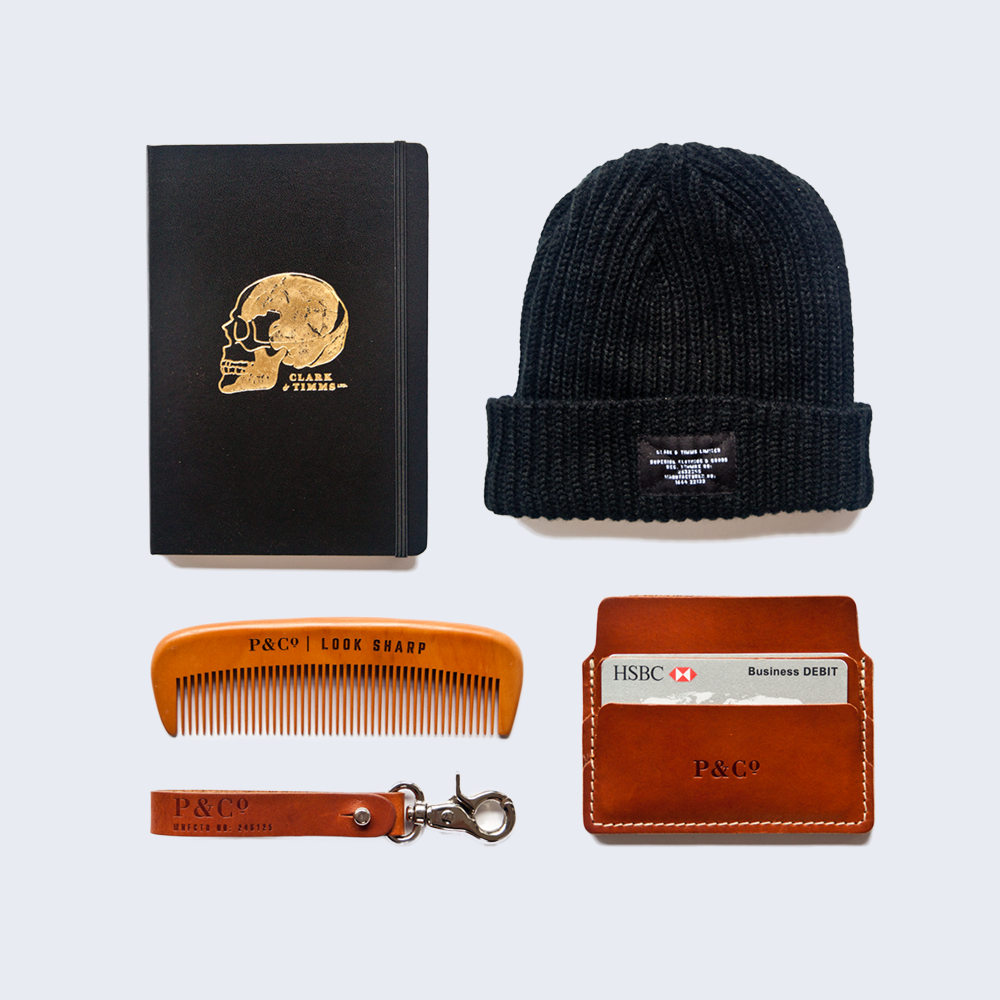 P&C0 winter essentials gift set