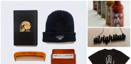 Brum Notes Christmas Gift Guide 2015