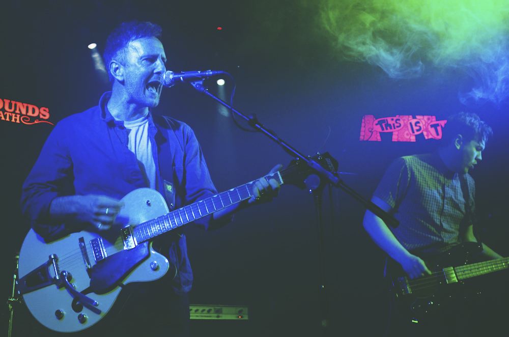 The Castillians live at the Hare & Hounds