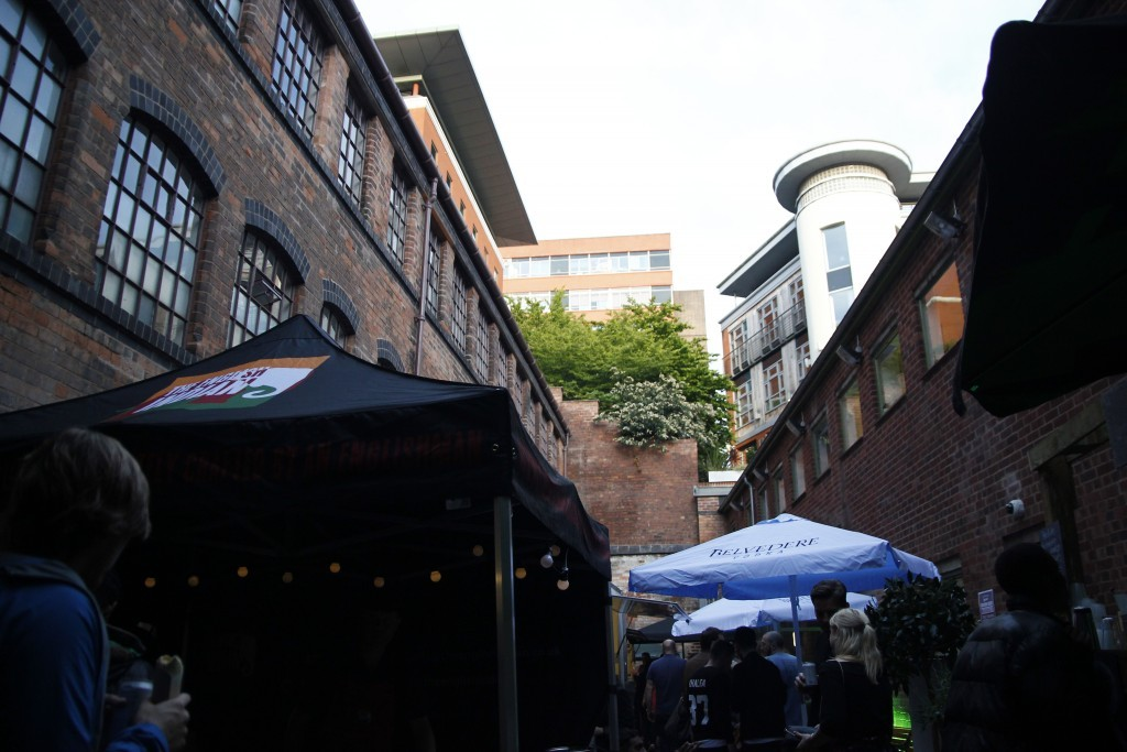 Fleet Street Feast-ival at the Coffin Works
