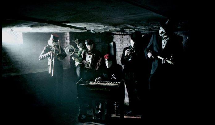 Experimental pop band Pram