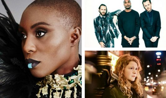 Gigs on sale in Birmingham, including Laura Mvula, Kate Tempest, Chase and Status
