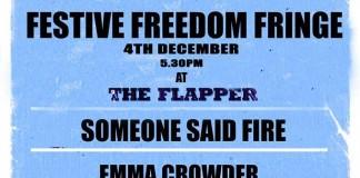 freedom fringe poster