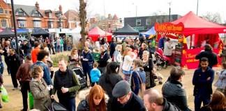 BrumYumYum at Kings Heath Winter Fest