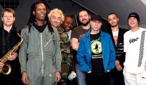 Ska band The Beat