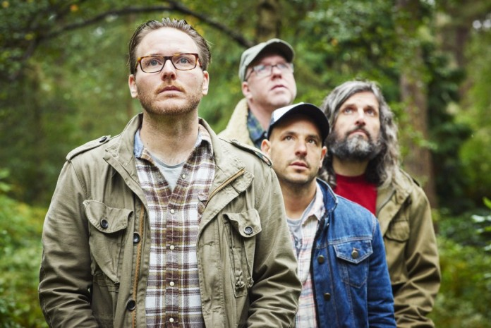 Turin Brakes look for their 'lost property'